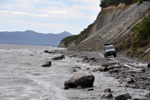 Ushuaia 4x4 Off Road Excursion