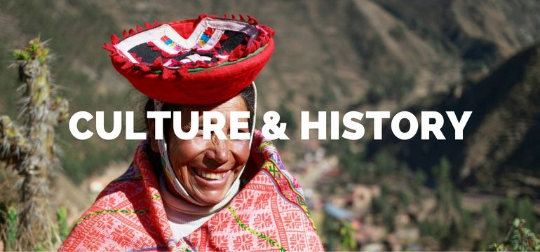 Culture and History South America Holidays