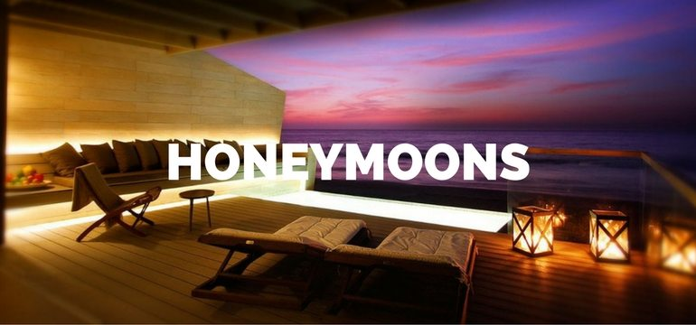 Honeymoons in South America
