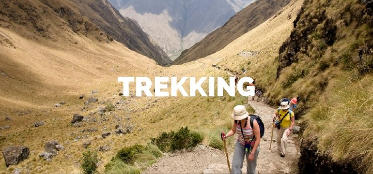 Trekking Holidays in South America