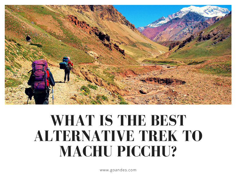 What Is The Best Alternative Trek To Machu Picchu