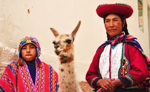 Cusco People