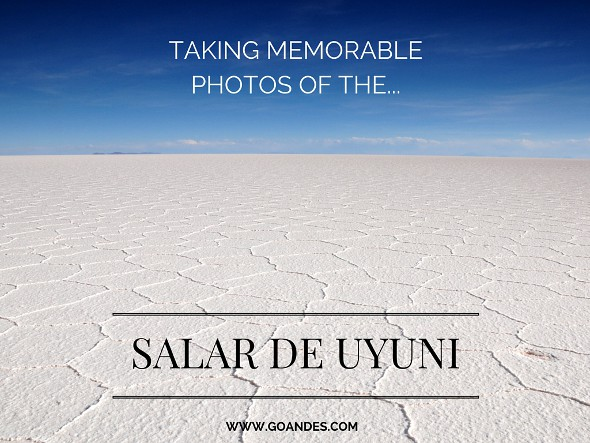 How To Take Funny and Memorable Photos of the Salar de Uyuni