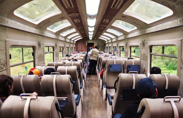 Expedition Train to Machu Picchu