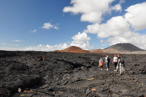 what is the best galapagos island to visit sullivan bay