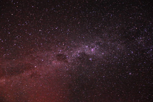 Salar de Uyuni at Night - Milky Way