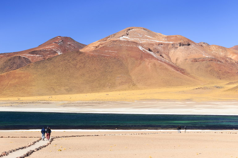 Altiplano Lakes in Atacama