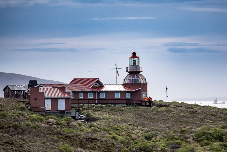 Cape Horn Lighthouse, Australis Cruise