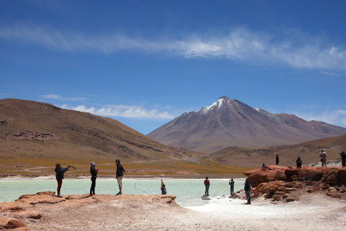Salt Lakes Atacama
