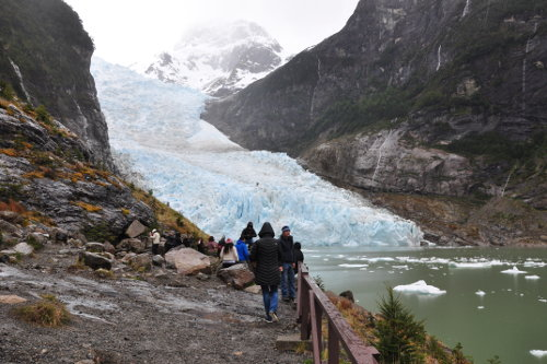 Balmaceda and Serrano Glacier Tour