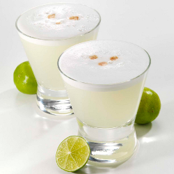 Peruvian Food - Pisco Sour