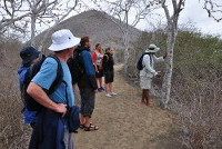 Galapagos Tour Group Size