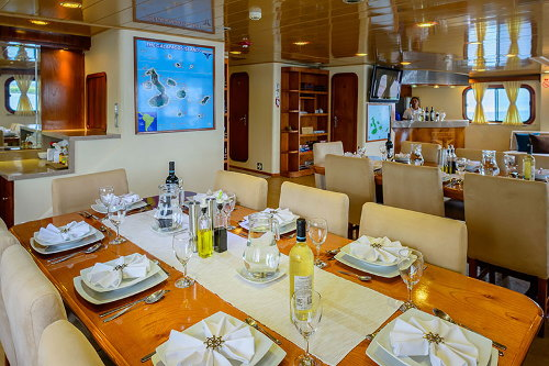 Seaman Journey Dining Room