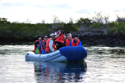 Galapagos Boat Excursion