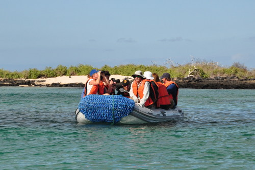 Galapagos Dinghy Boat Excursion
