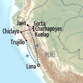 Undiscovered Northern Peru Holiday
