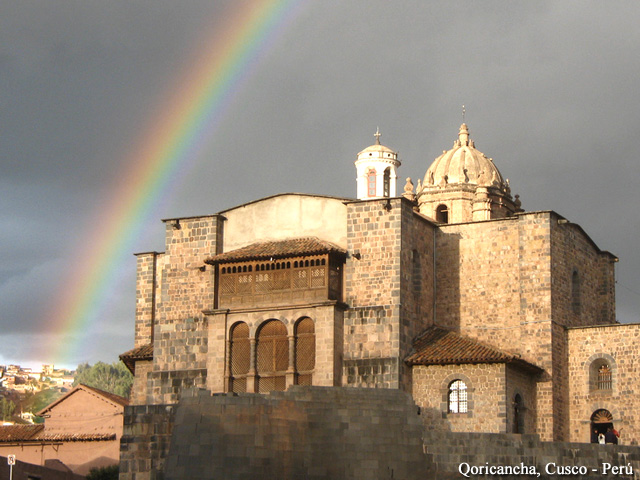 Cusco City Tour - Korikancha