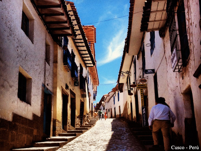Cusco Free Day - Cusco Streets