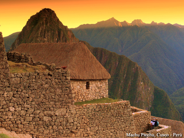 Tour of Machu Picchu