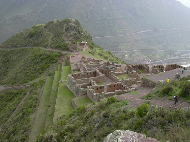 Tour of the Sacred Valley of the Incas - Pisac