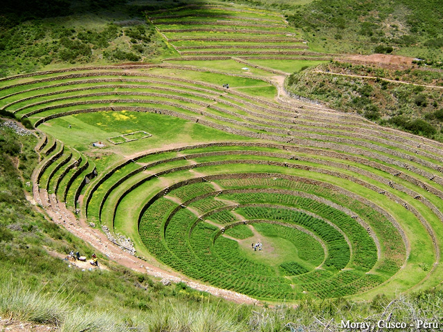 Tour of the Sacred Valley of the Incas - Moray