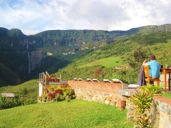 Nigel's Go Andes Peru Holiday Blog - Gocta Lodge and Waterfall