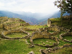 Nigel's Go Andes Peru Holiday Blog - Kuelap Fortress