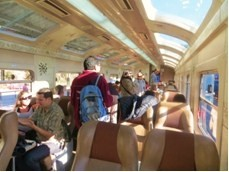Go Andes Customer Testimonial Train to Machu Picchu - Nick T